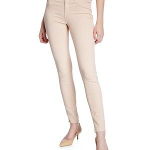 NWT L'AGENCE Marguerite High-Rise Skinny Jeans